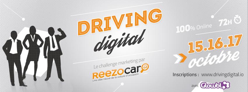 Challenge Marketing Driving Digital : Le Bilan