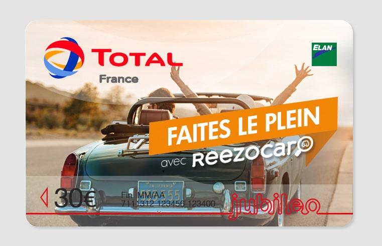 Parrainez vos proches et gagnez une carte essence de 30€ !