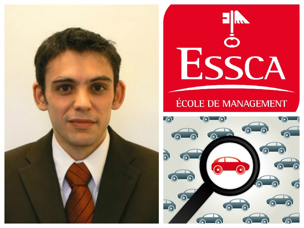 Interview de Marc Prieto : Responsable de la chaire auto à l'ESSCA