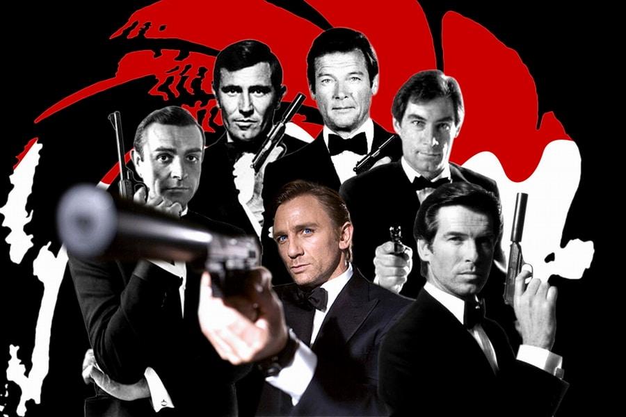 Le top 10 des voitures de James Bond