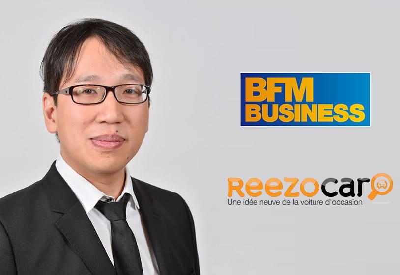 Interview d'Alexandre Maï, Ingénieur R&D chez Reezocar
