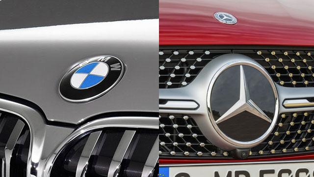 Mercedes fête les 100 ans de BMW à sa manière…