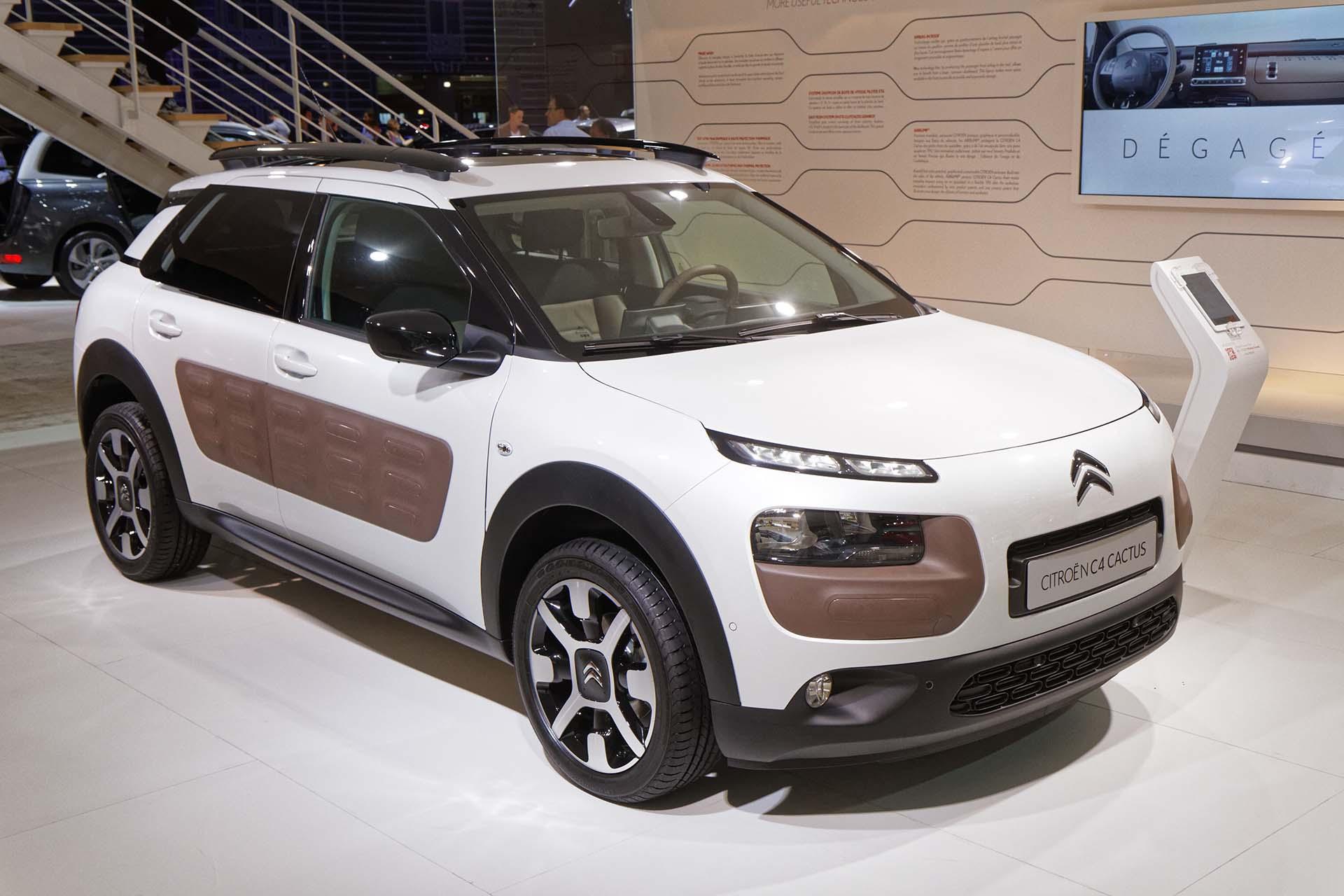 Citroën C4 Cactus : le petit phénomène automobile à acheter d'occasion