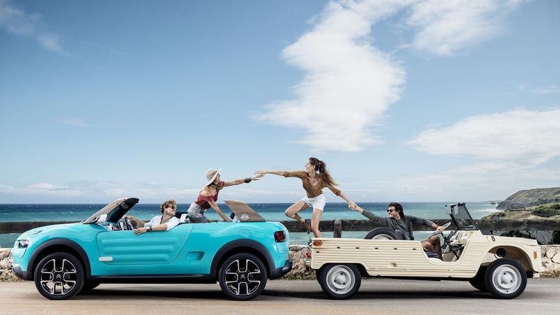 Citroën E-MEHARI : la plagiste décomplexée