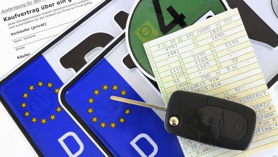Carte grise : comment immatriculer une voiture étrangère importée en France ?