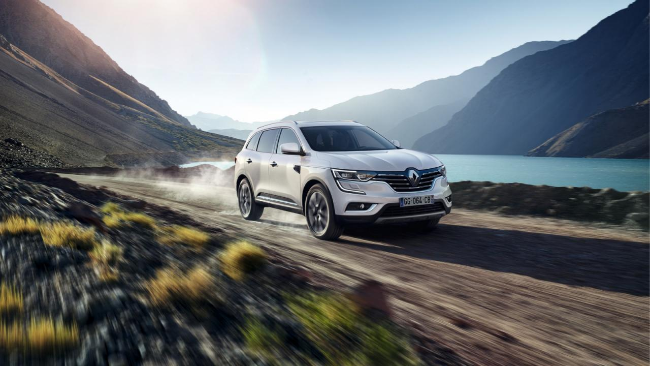 Le Renault Koleos retente sa chance