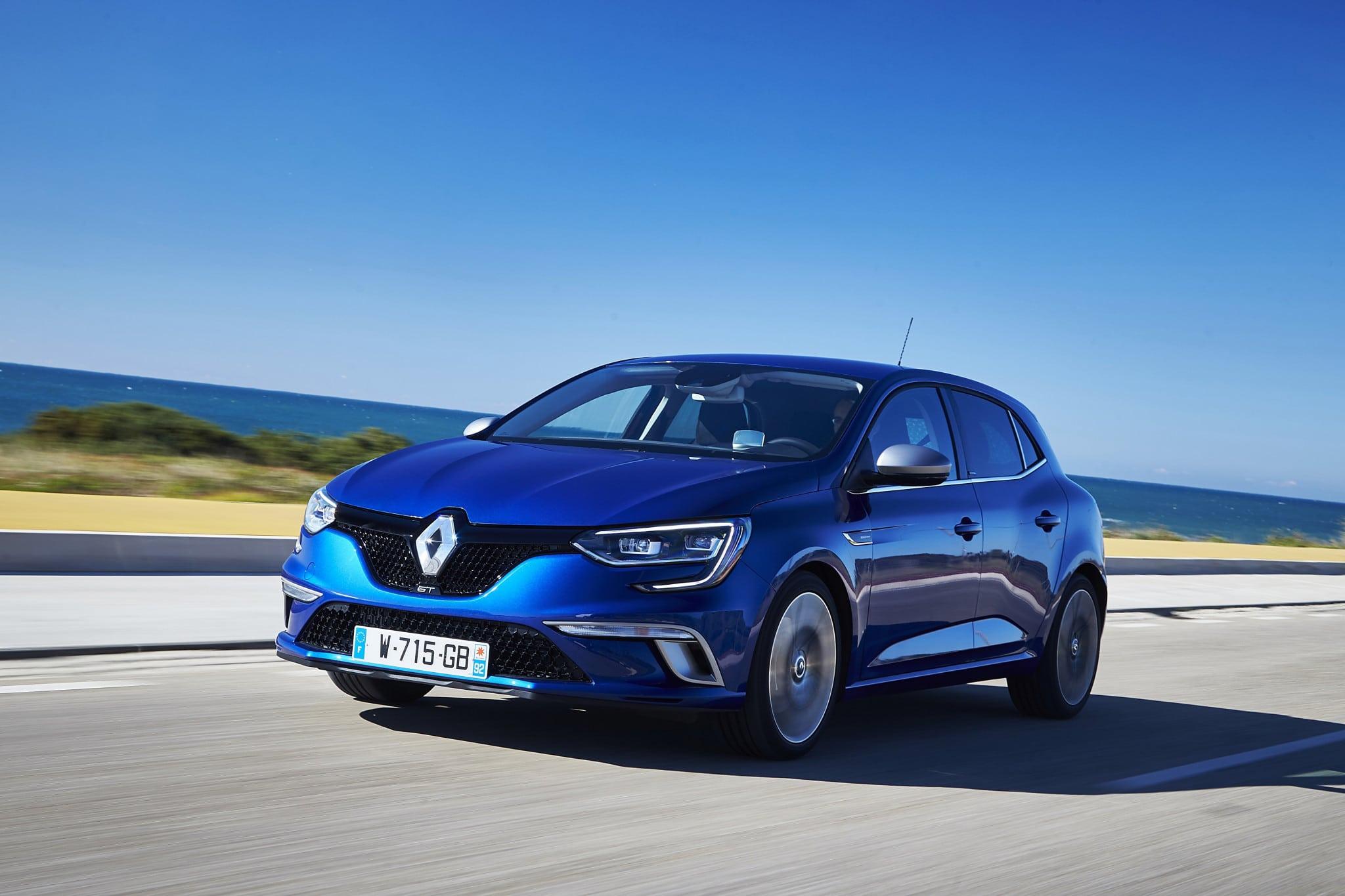 Renault Megane GT: 4 roues directrices pour une compacte tentatrice