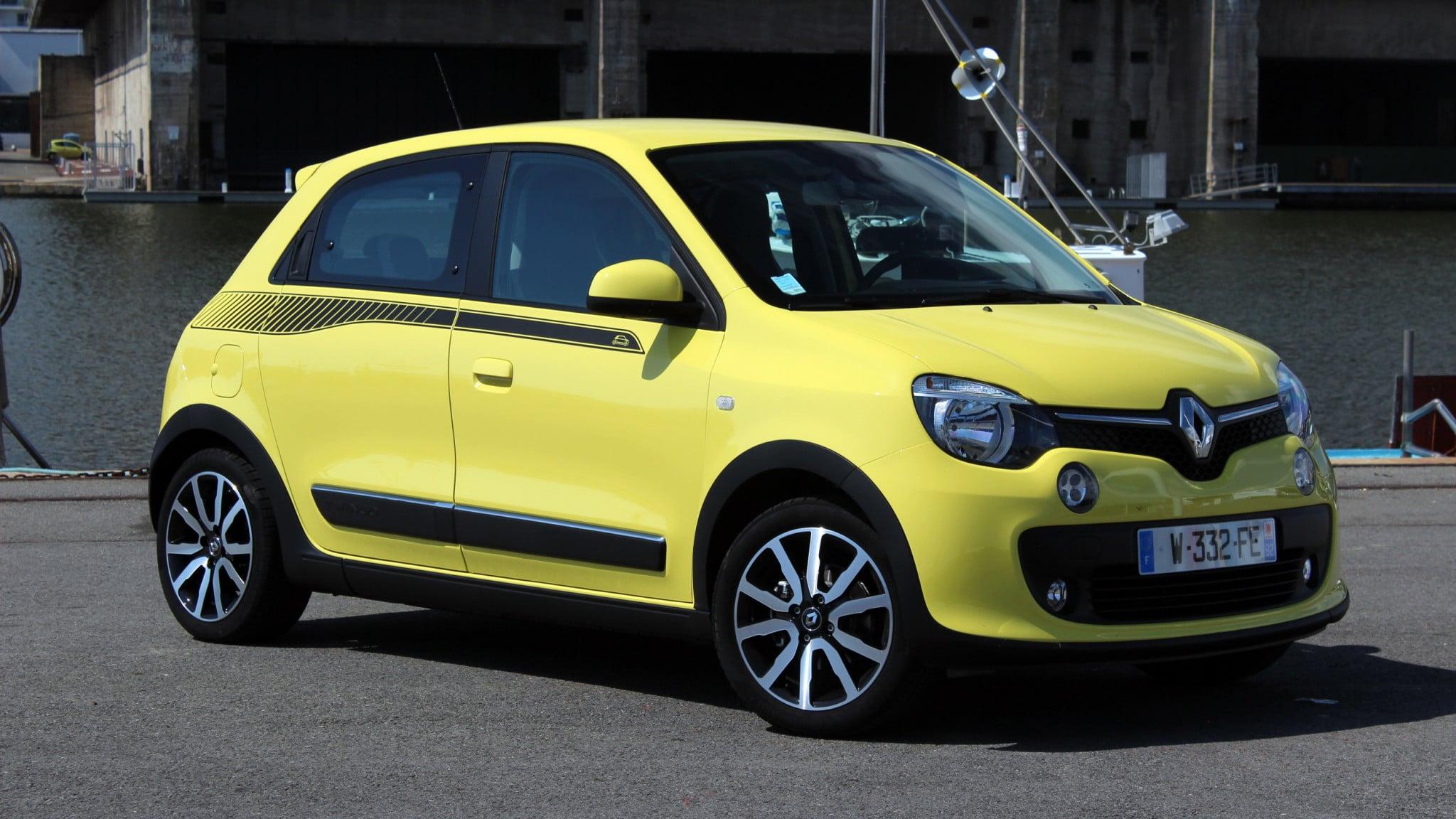 Twingo 3 d'occasion : une super petite voiture, idéale pour la ville