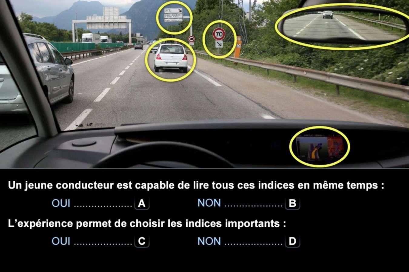 Nouveau code de la route: tous des cancres?