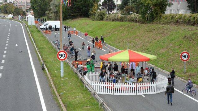 C'est la première fête de l'autoroute ce dimanche 22 Mai