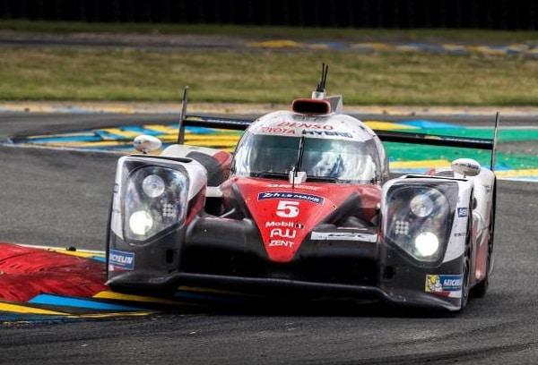 24h du Mans: l'Oscar de la poisse décerné à Toyota