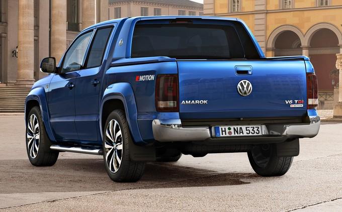 Nouveau Volkswagen Amarok: le pick-up premium