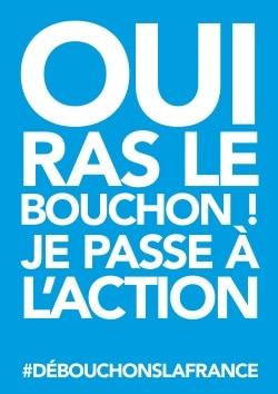 Marre des bouchons ? Ralliez-vous au hashtag  #DébouchonsLaFrance