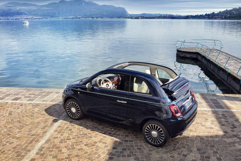 Fiat ressuscite les canots Riva