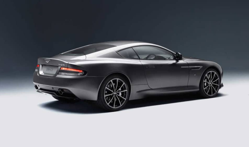 Aston Martin DB9: ciao bella