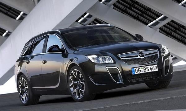 Essai Opel Insignia Tourer : simili SUV