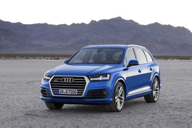 Audi Q7 e-tron : le roi des SUV hybride