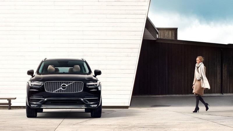 Actualité undefined - Photo d'illustration Volvo XC90: un grand SUV de luxe