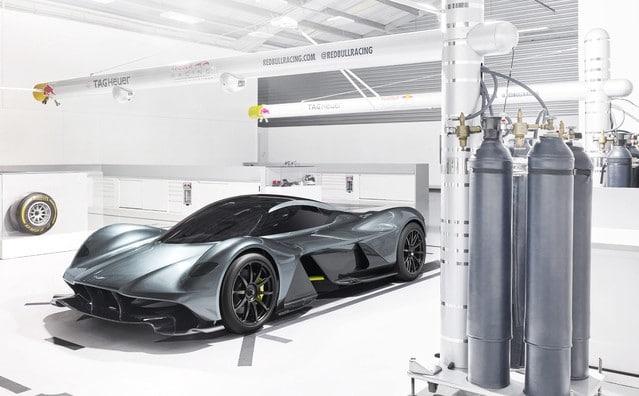 L'AM-RB 001 : l'hypercar d'Aston Martin et de Red Bull a des ailes