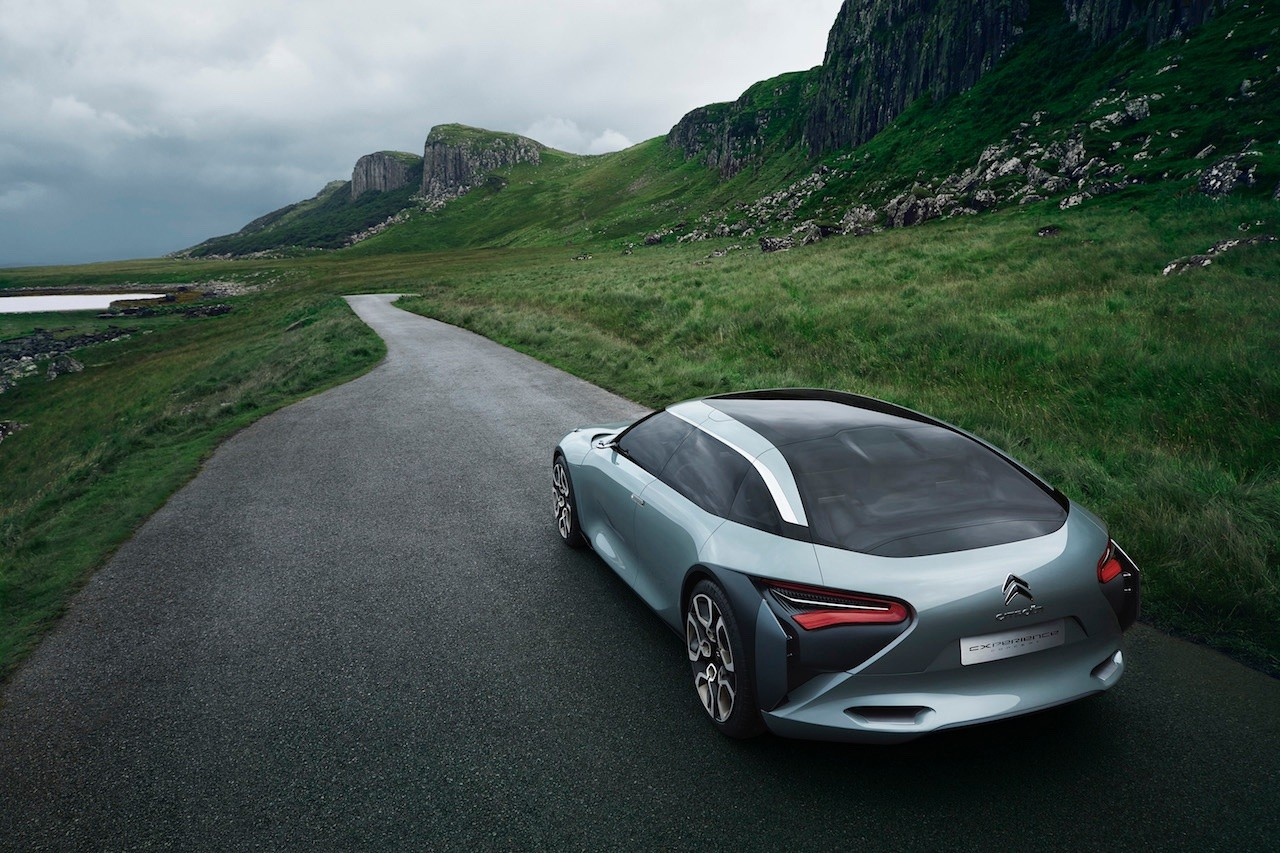 CXPerience : la future berline haut de gamme de Citroën