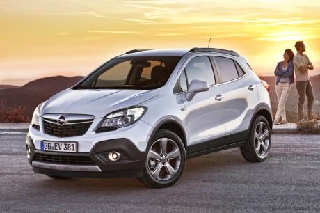 Actualité undefined - Photo d'illustration Opel Mokka d'occasion : ses atouts
