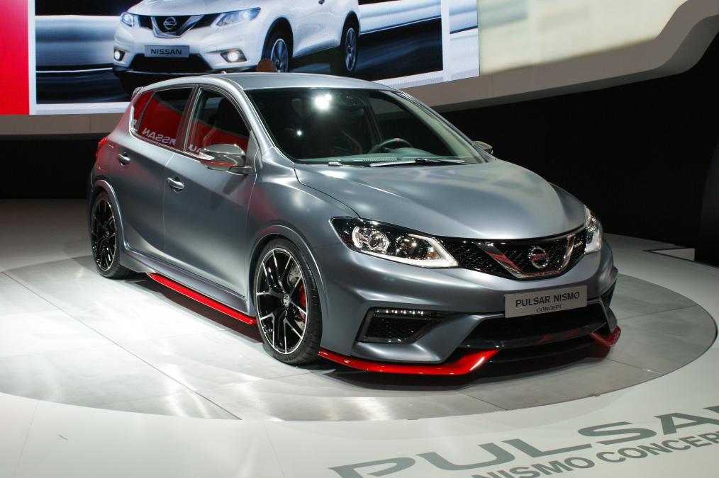 Nissan Pulsar GT: l'anonyme qui cache son jeu