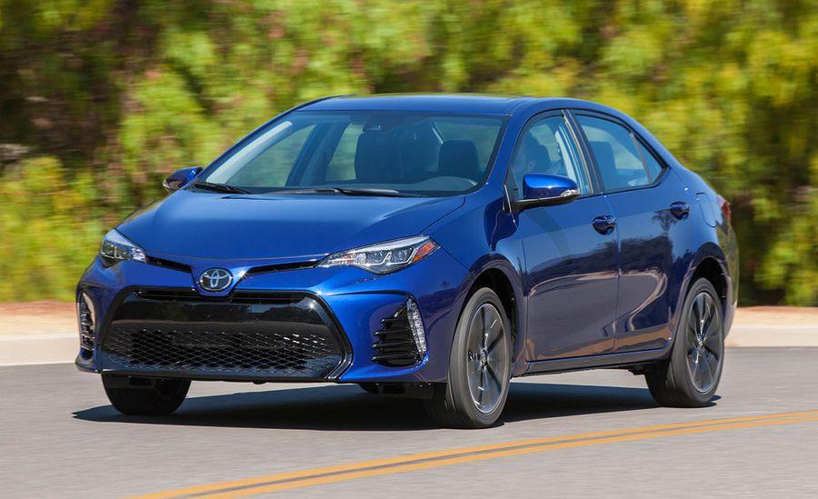Actualité undefined - Photo d'illustration Toyota Corolla : un best-seller mondialement reconnu