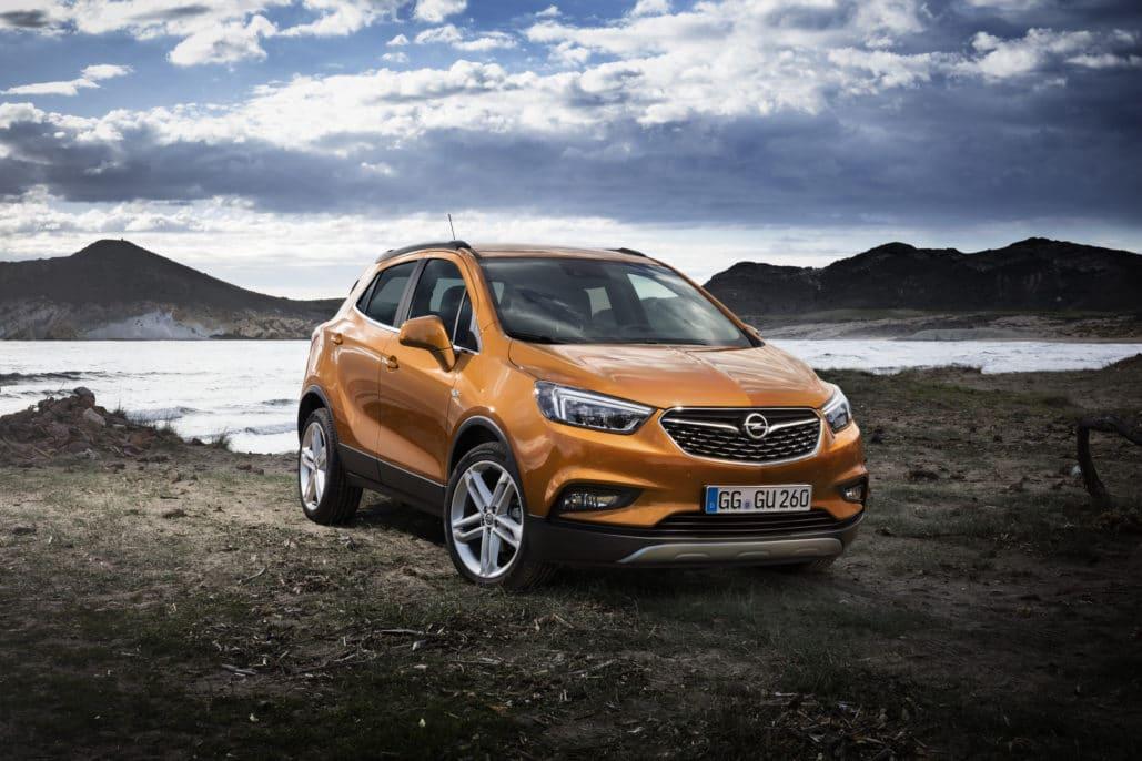 Actualité undefined - Photo d'illustration Opel Mokka X: peu de changements, mais de bons changements