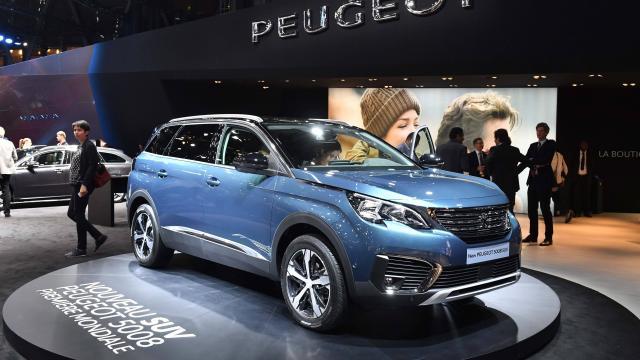 Toutes les qualités du nouveau Peugeot 3008