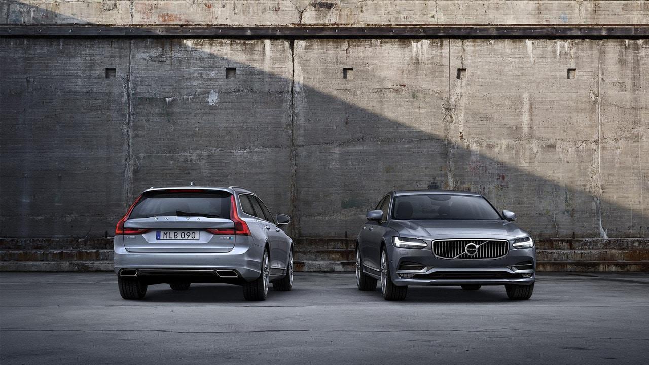 Actualité undefined - Photo d'illustration Essai Volvo V90 : break de luxe