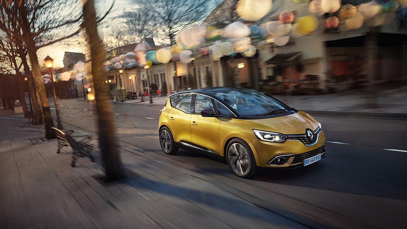Nouveau Renault Scénic: bon élève avant même la rentrée