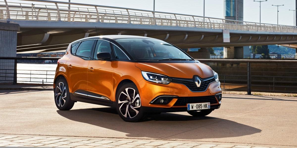 Renault Scenic :  ceci n'est pas un monospace