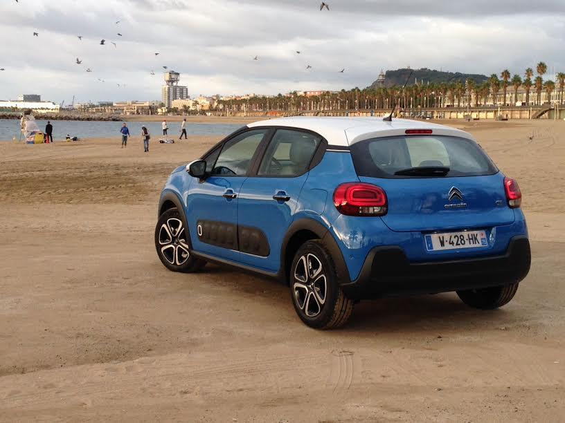 Actualité undefined - Photo d'illustration Essai nouvelle Citroën C3 : appels de phares aux jeunes