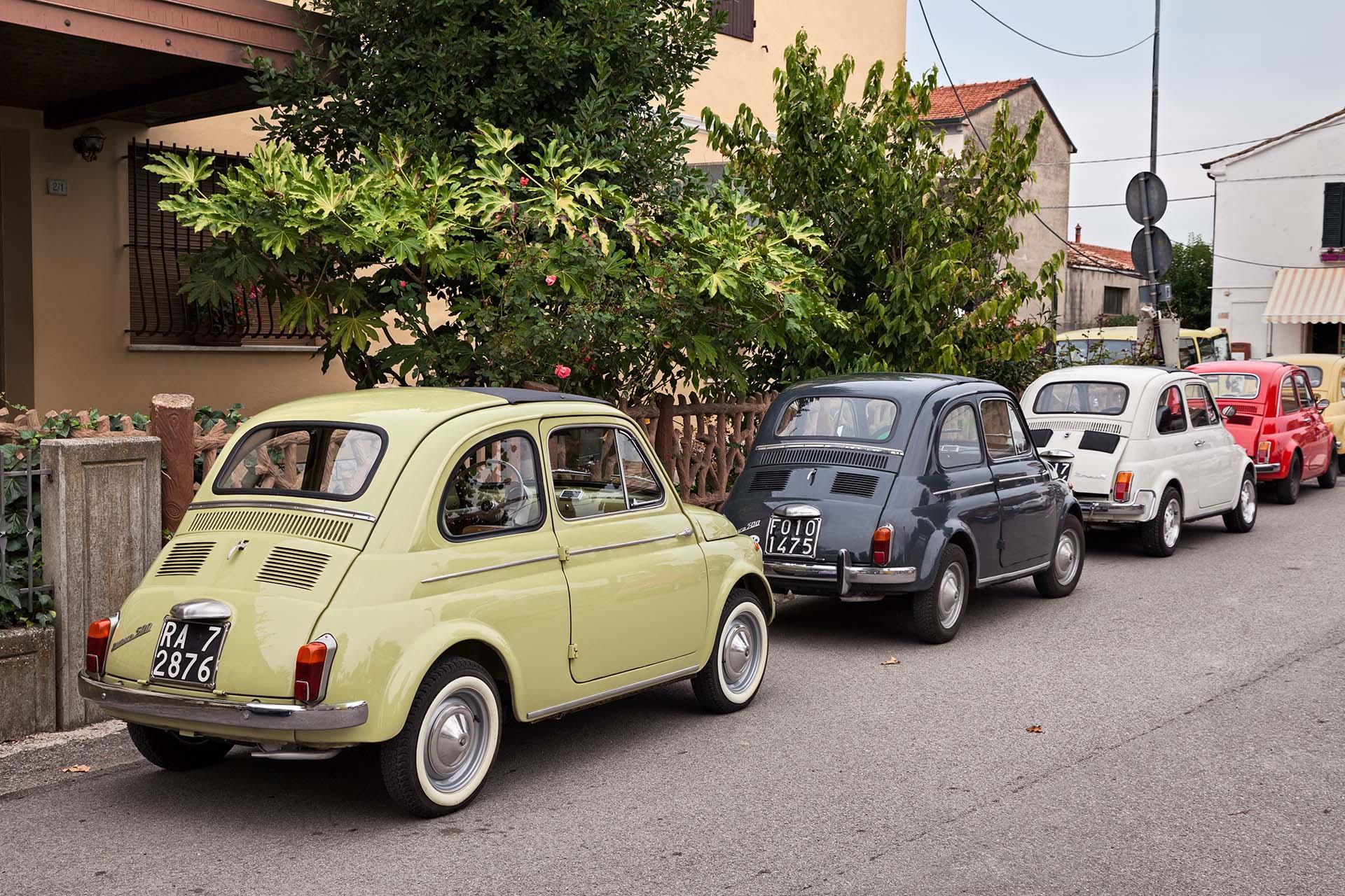 Actualité undefined - Photo d'illustration Fiat 500: elle va avoir 10 ans pour longtemps
