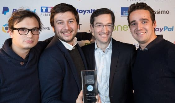 Startup Innovation Prix 2016 : Reezocar l'emporte !