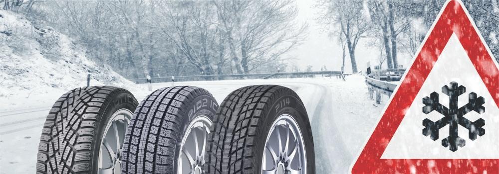 Focus sur les pneus d'hiver : Que choisir ?
