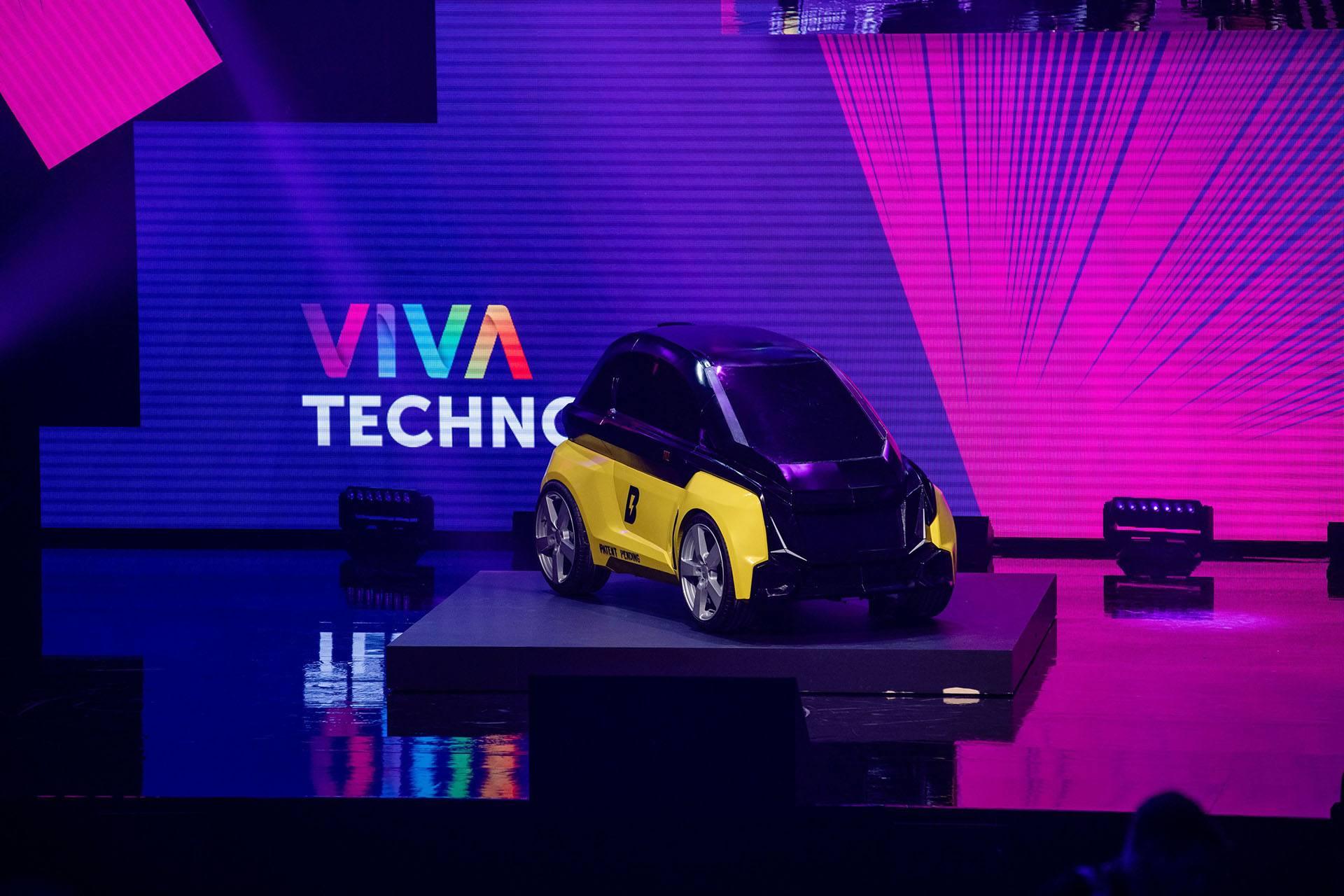 BOLT Nano : la micro-voiture 100% électrique par Usain Bolt