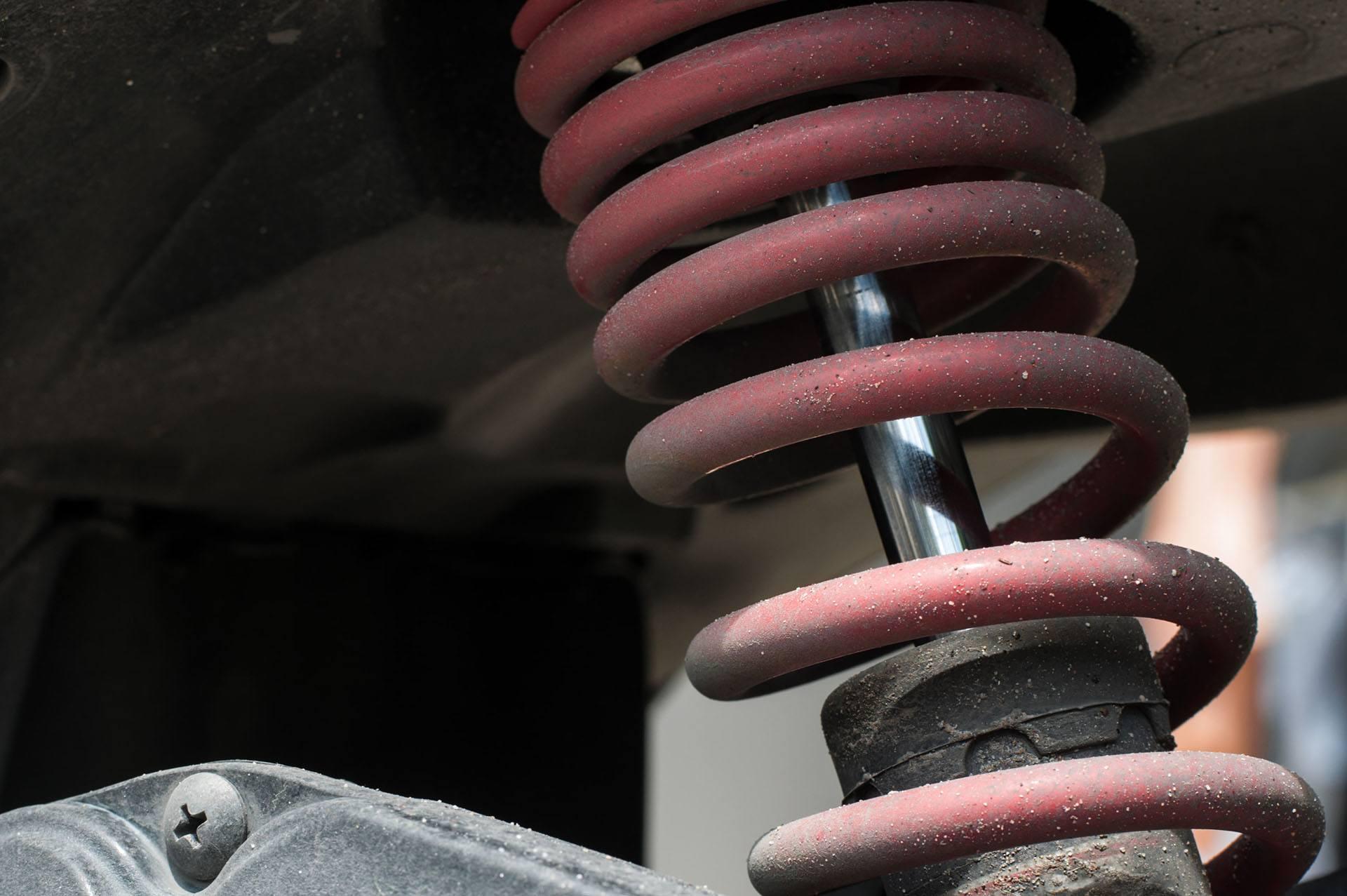 Quand et à quel prix changer les amortisseurs de sa voiture ?