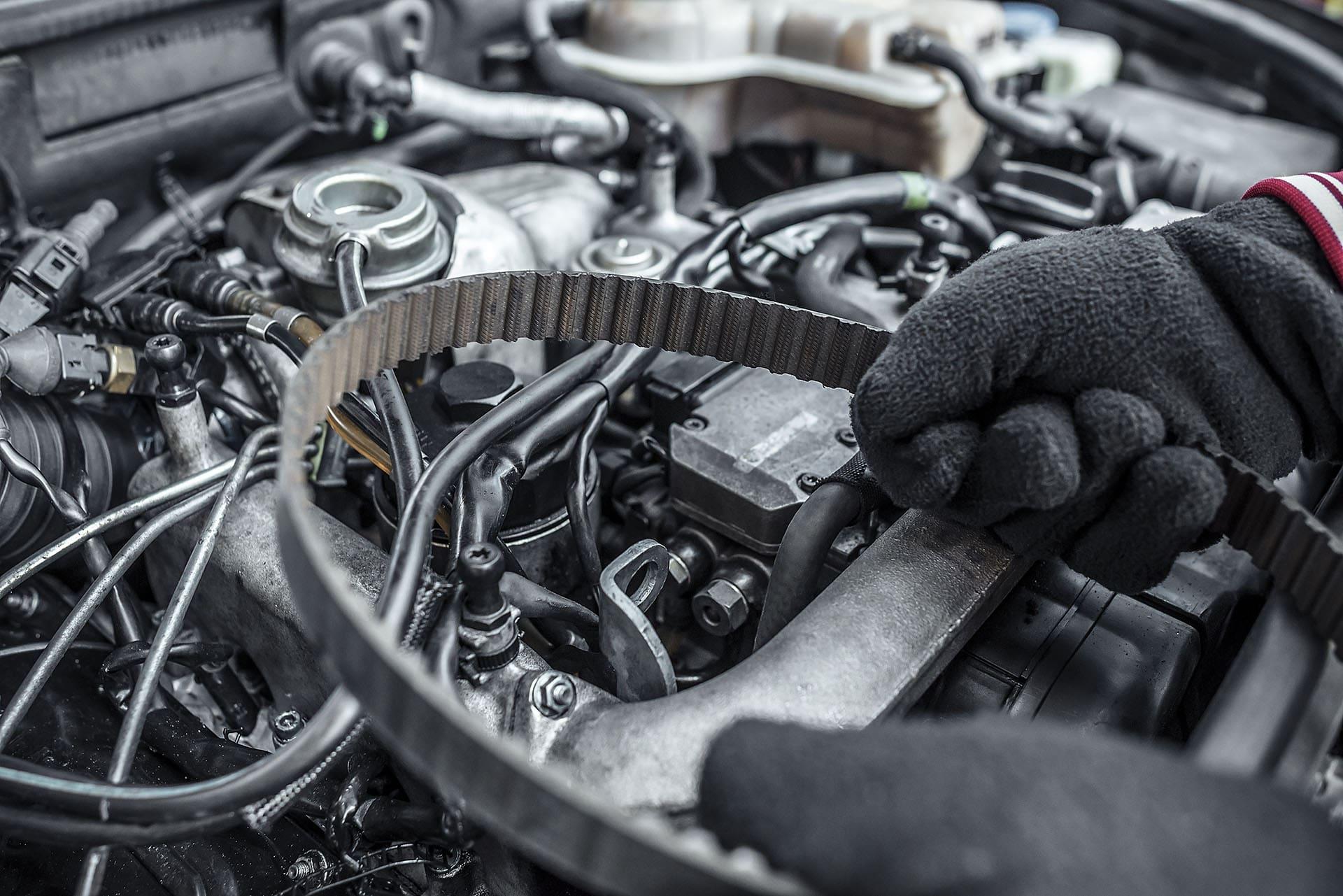 Quand changer la courroie de distribution de sa voiture ?