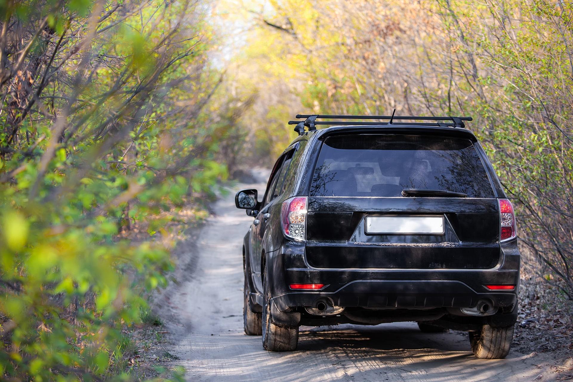 4×4, SUV, Crossover… Qu'est-ce qui les différencie ?