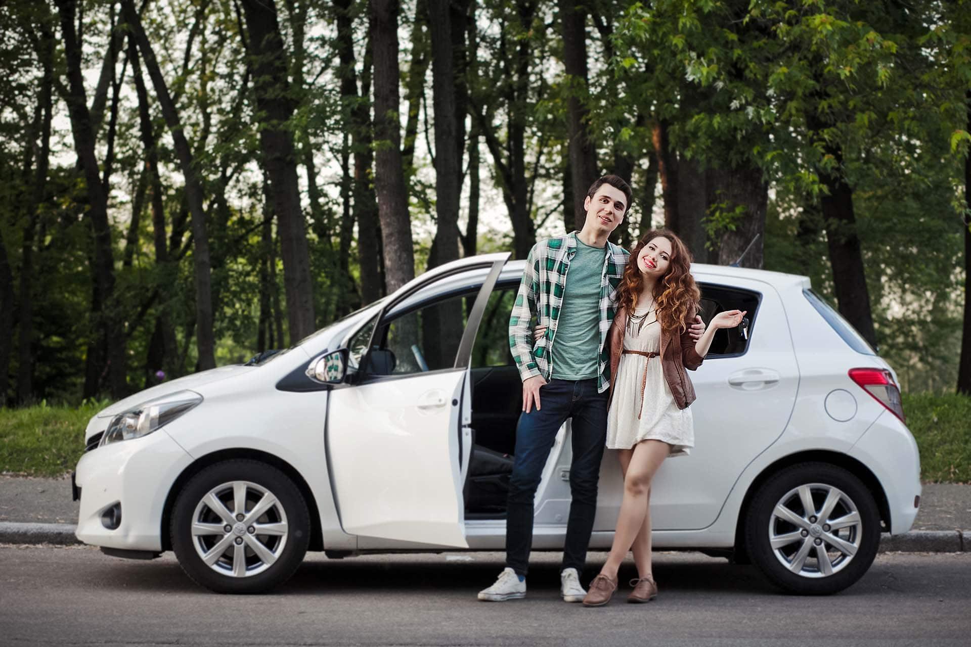 Quelle première voiture d'occasion acheter pour un jeune conducteur ?