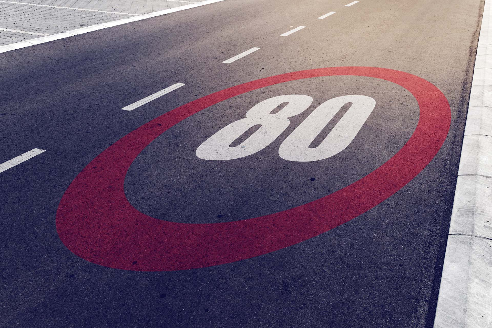 Fin des portions à 80 km/h : retour à 90 km/h sur le réseau secondaire ?
