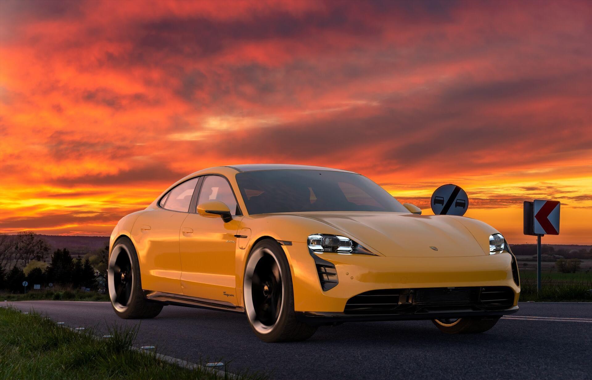 Chris Harris et son record mondial de drift en voiture électrique