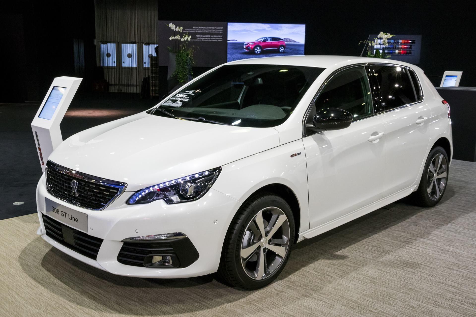 Top 10 des voitures les plus vendues à l'automne 2020