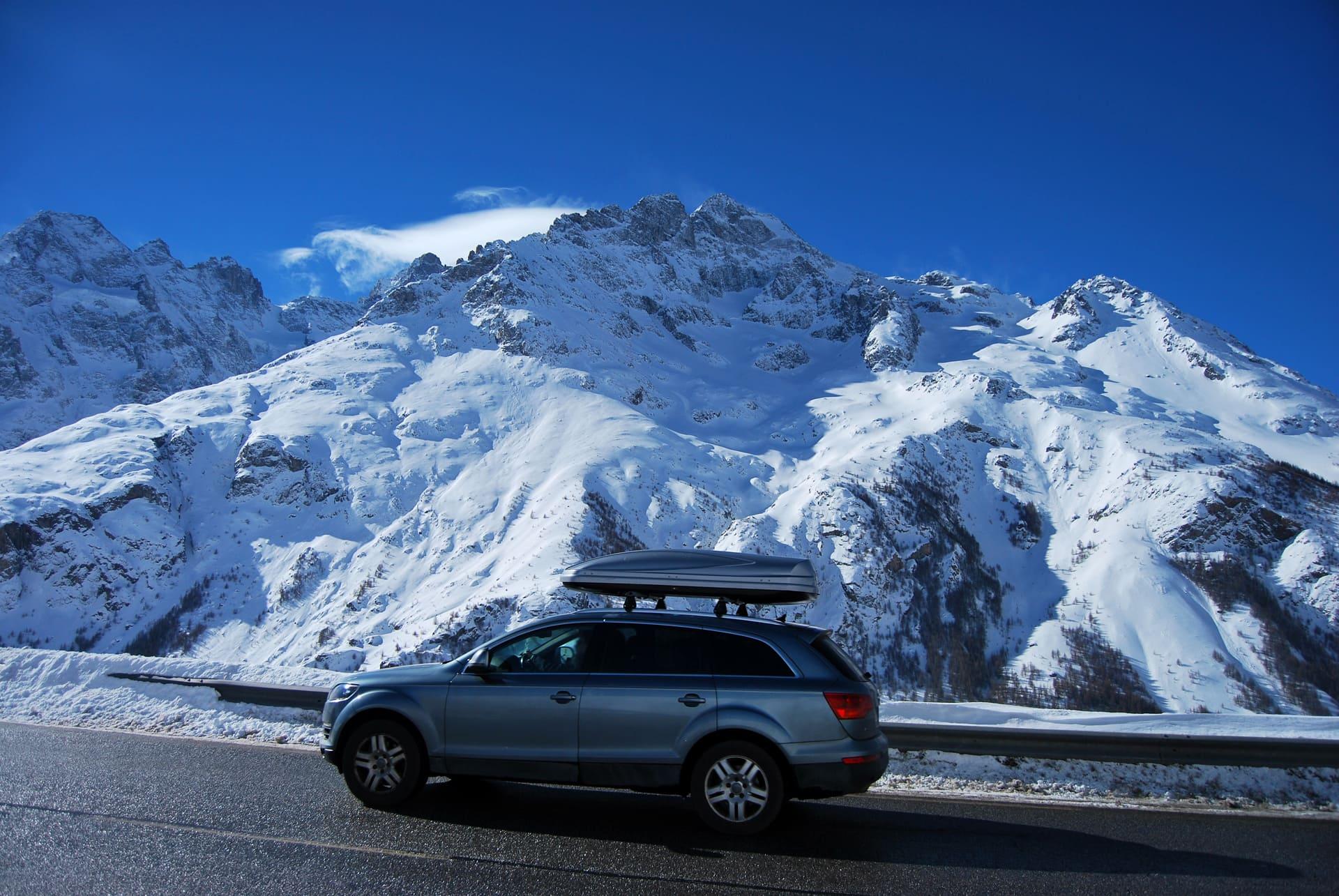 Pour quel véhicule d'occasion opter pour partir à la montagne ?