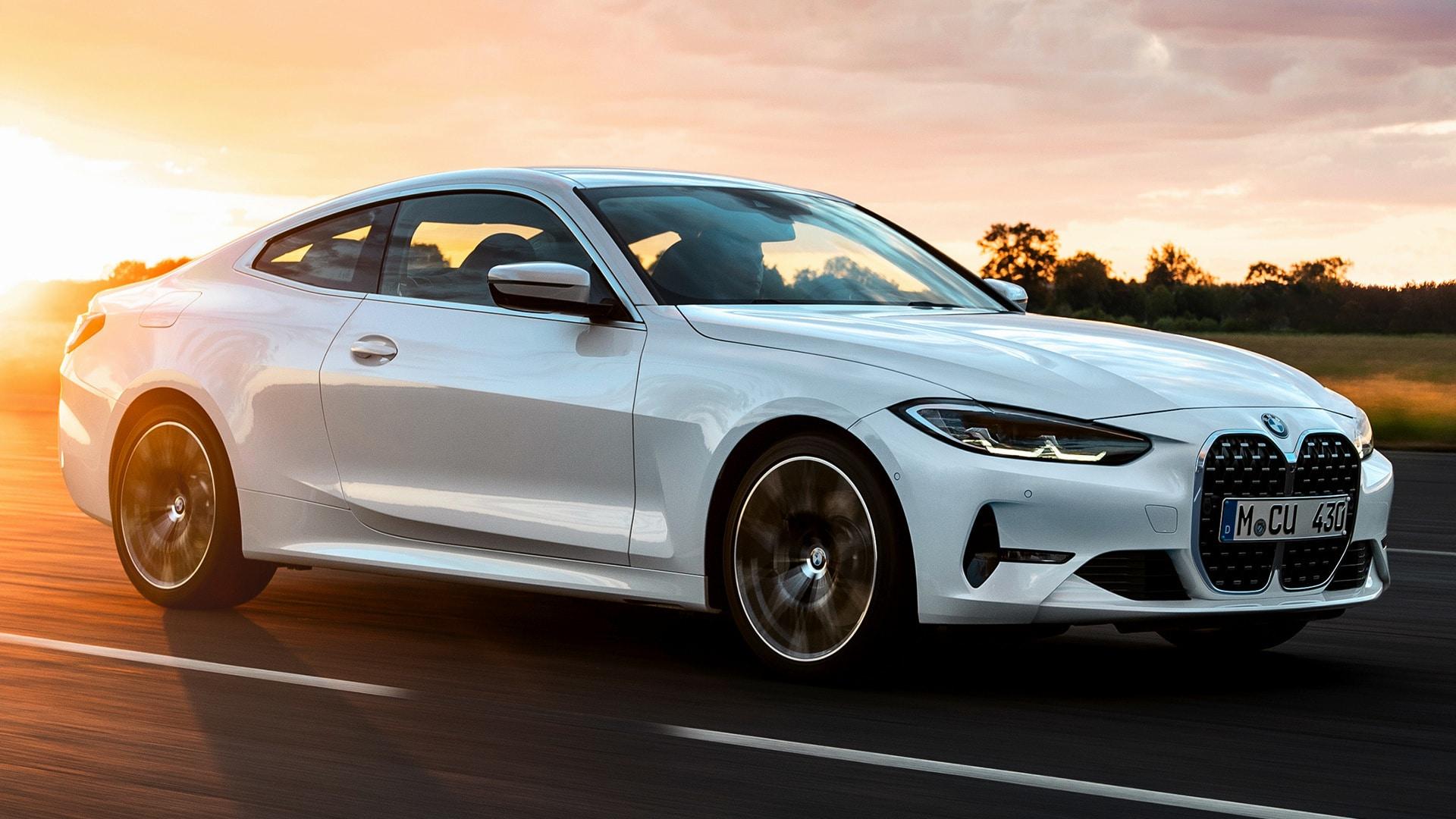 Essai de la nouvelle BMW série 4