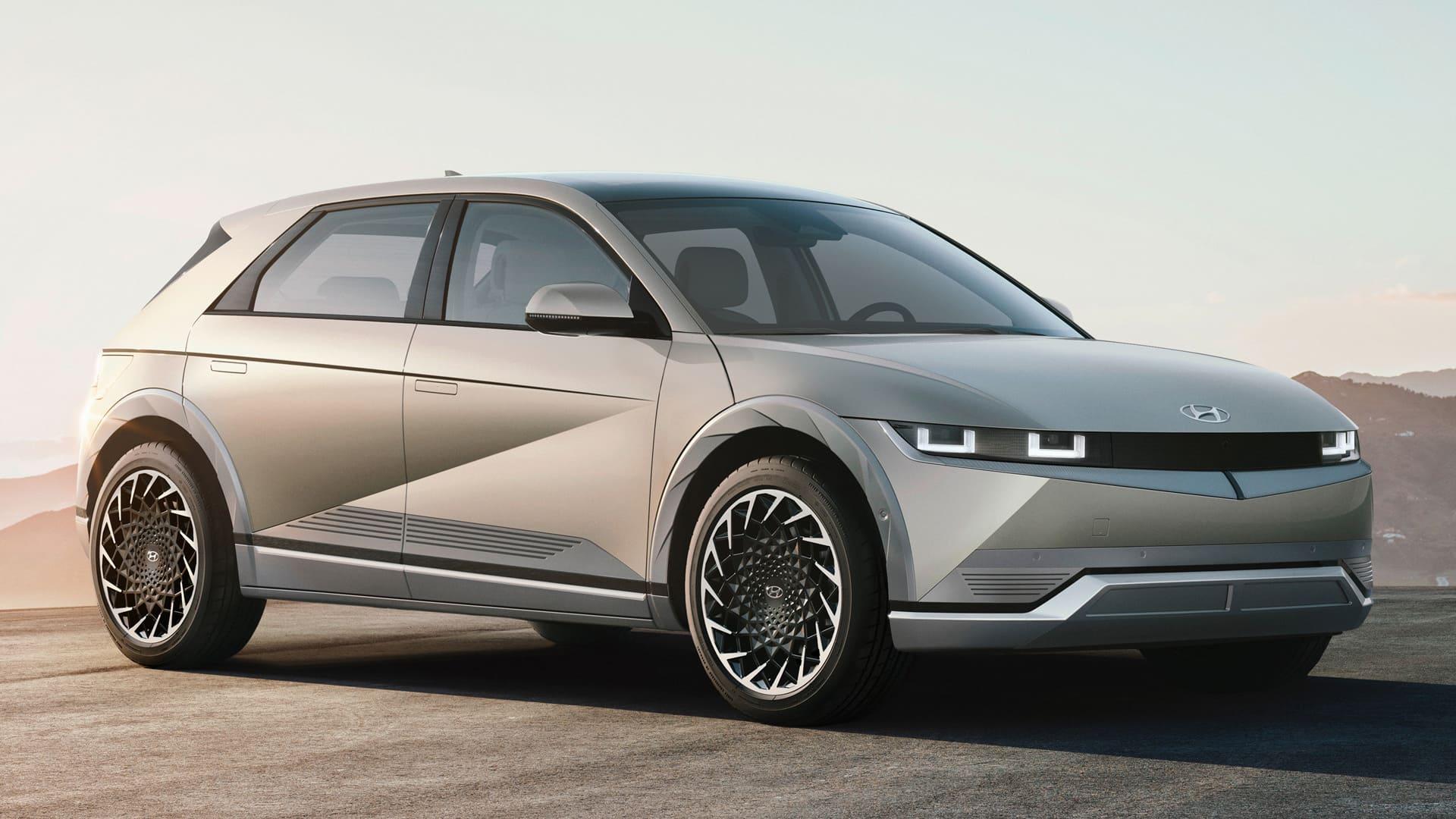 Le nouveau Hyundai Ioniq 5