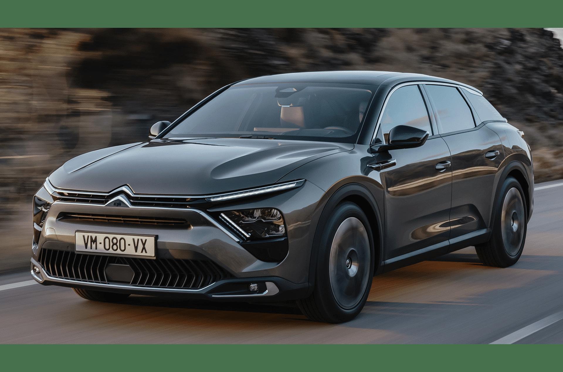 Actualité undefined - Photo d'illustration Nouvelle Citroën C5