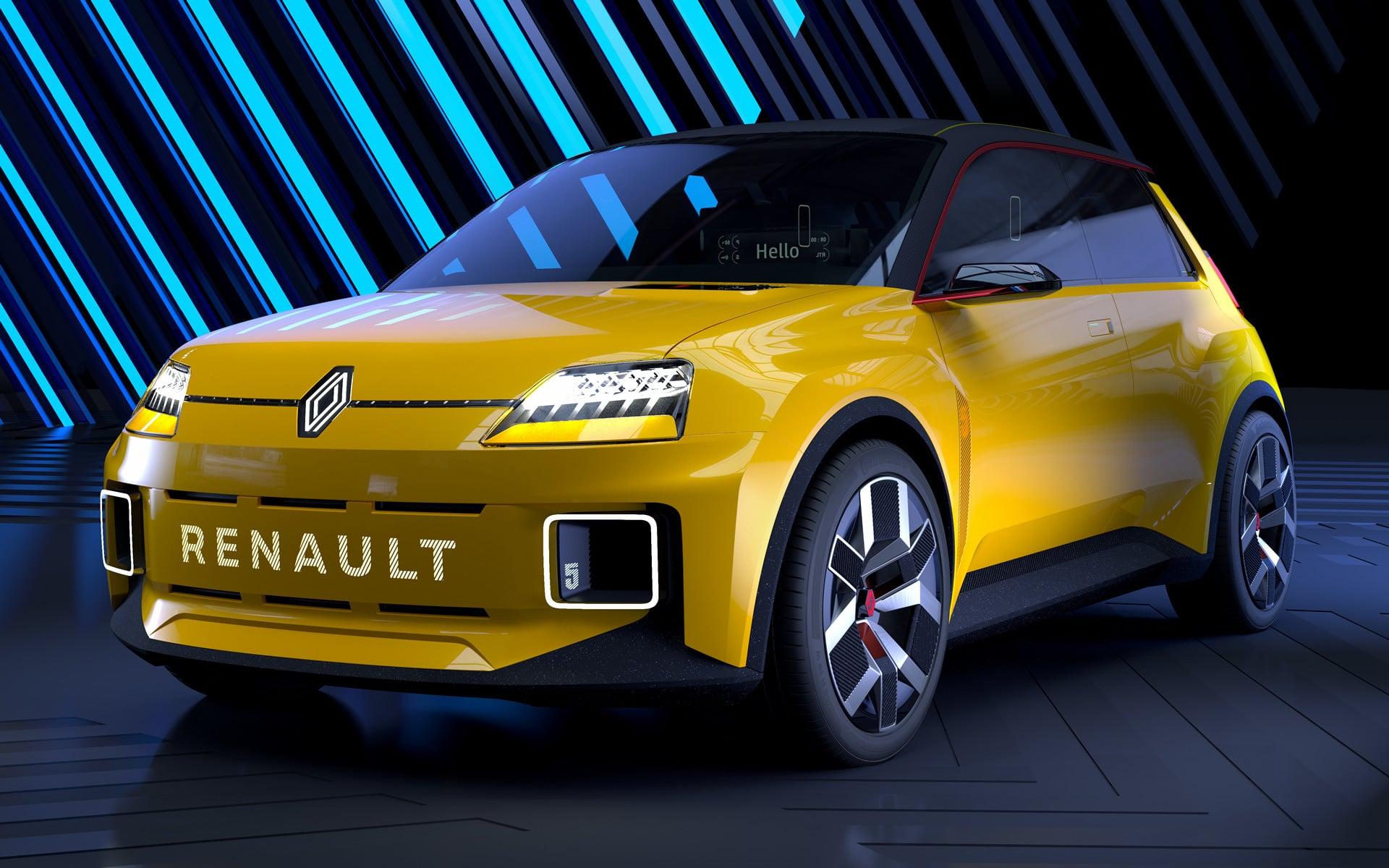 Actualité Renault - Photo d'illustration Renault 2022 : limitation à 180km/h pour les prochains véhicules, et abandon total du diesel