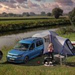 Actualité undefined - Photo d'illustration Volkswagen Caddy California (2021) : on connaît le prix du van aménagé